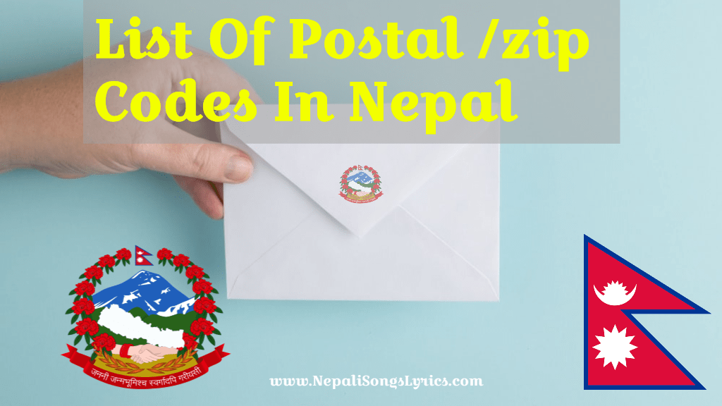 Read more about the article Postal/ZIP code of Nepal